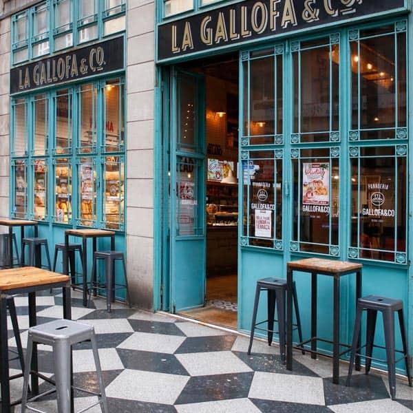 gallofa & Co isabel santander panadería pastelería