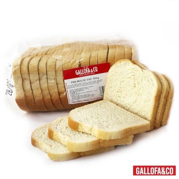 pan molde pequeño