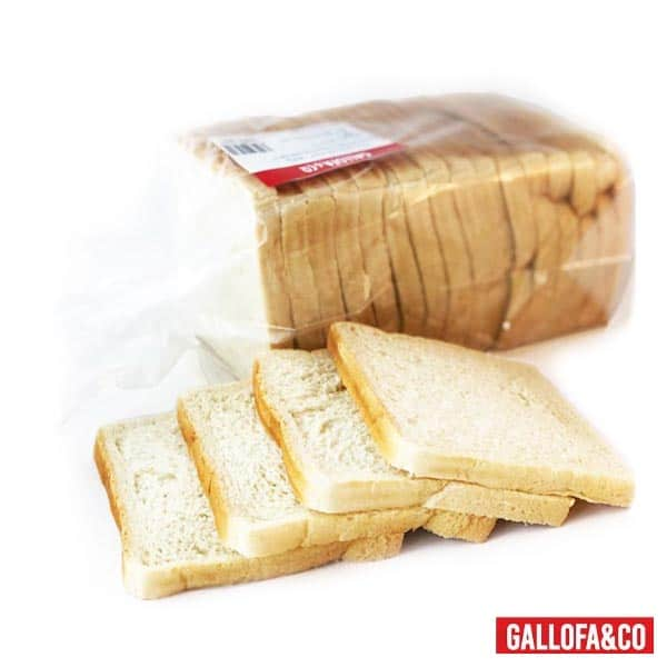 pan de molde para sandwich