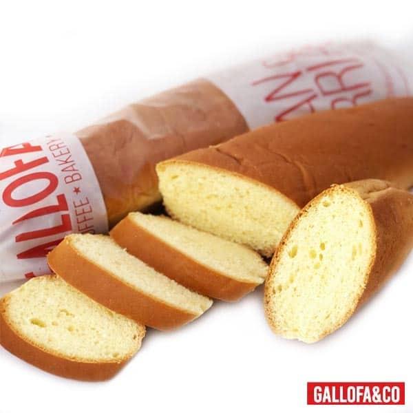 rebanadas de pan de torrijas