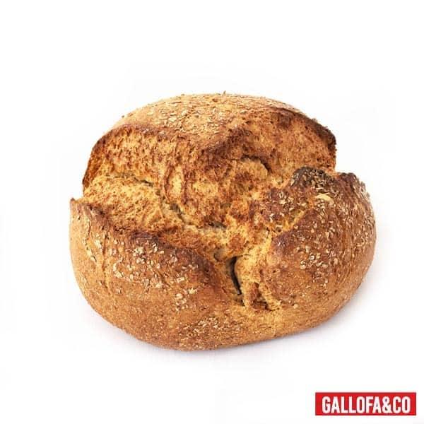 torta pan integral hogaza gallega