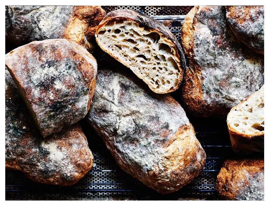 pan online artesano hecho con de masa madre