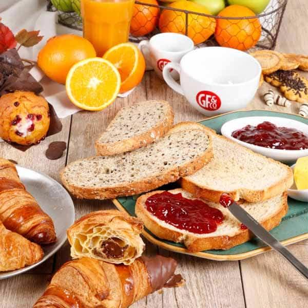 cafetería con desayunos con encanto en santander
