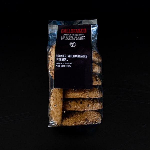 galletas integrales cookies multicerelaes galletas artesanas