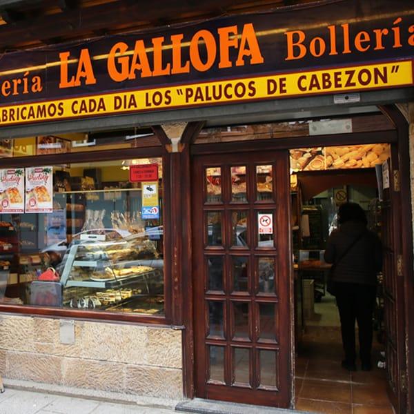 panaderia Gallofa Cabezon de la Sal Pan gallofa