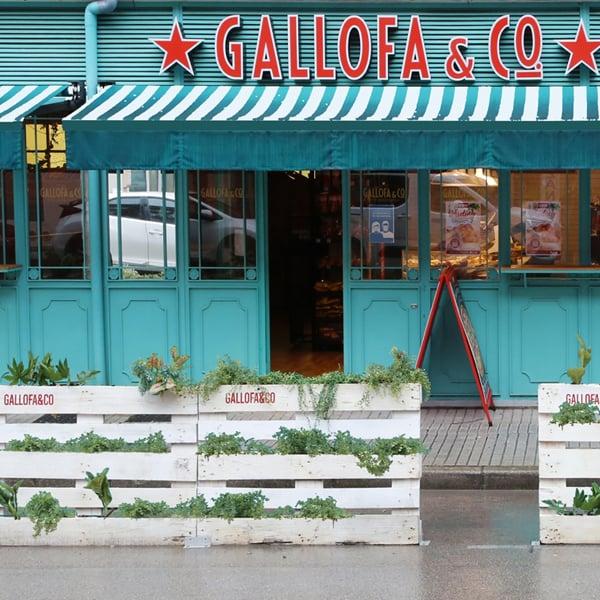 panadería cafetería pastelería gallofa bezana