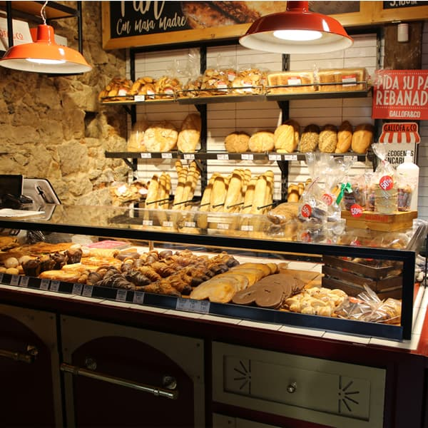 panadería pan artesano