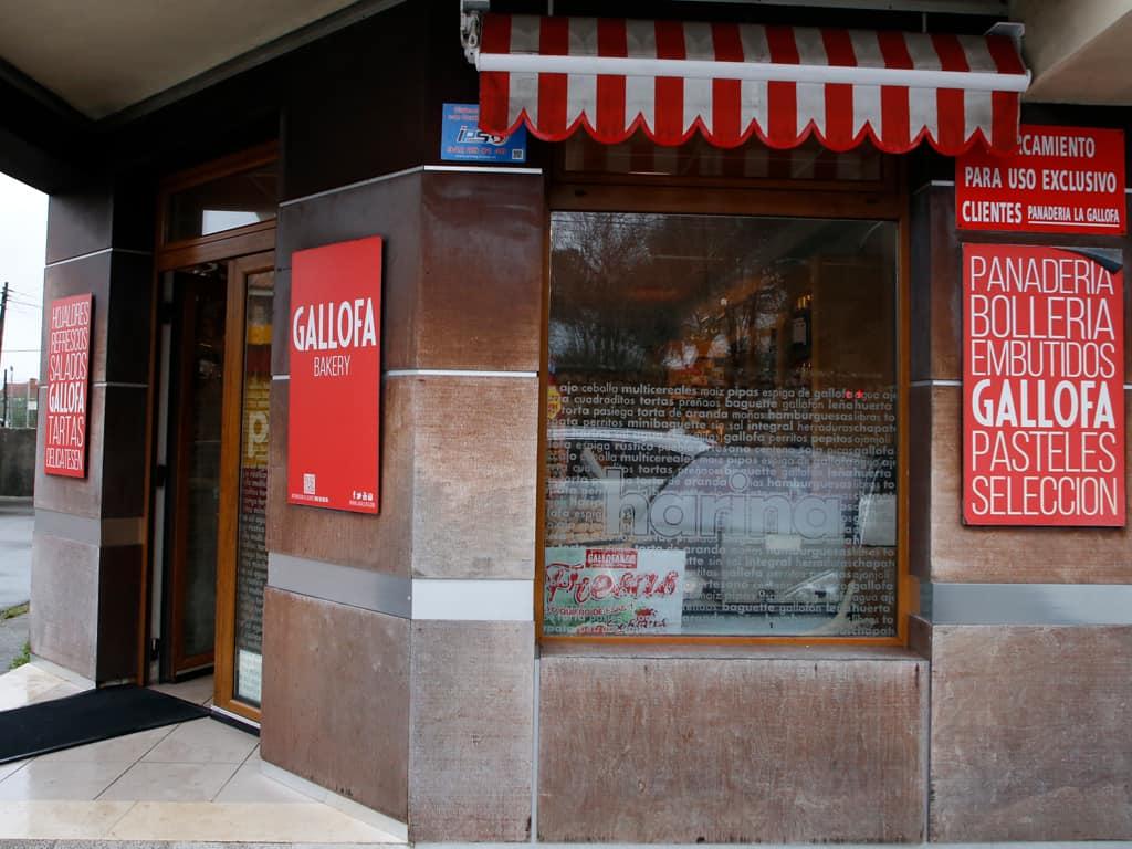 panadería gallofa corban pastelería santander corbán productos gourmet delicatessen hojaldre cantabria