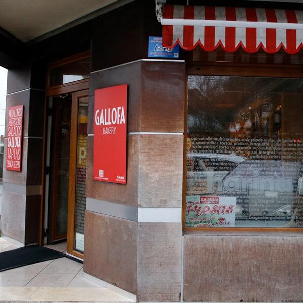 panadería gallofa corbán tienda alimentación