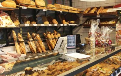 Pan artesano Gallofa & Co en Madrid