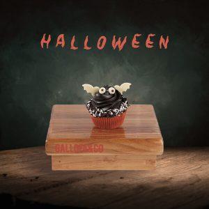 cupcake chocolate halloween postres dulces