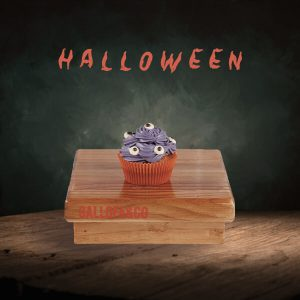 cupcake dulces monster halloween