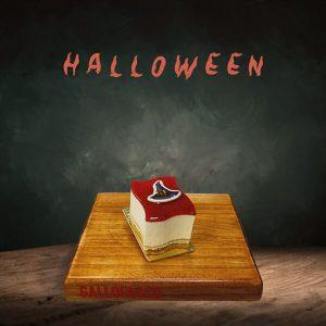 pasteles tartas halloween queso